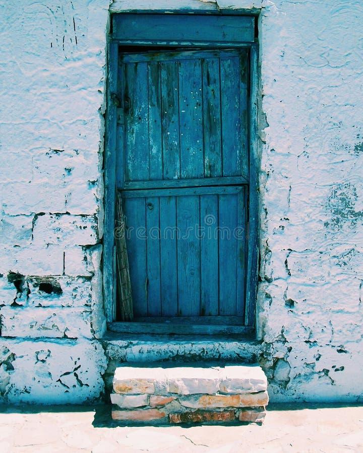 рай двери к стоковое фото