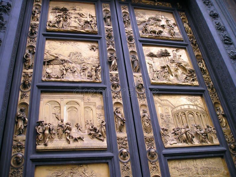 рай двери стоковые фото