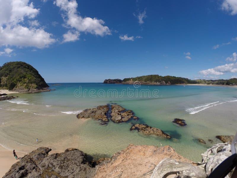 Рай Новая Зеландия стоковая фотография rf