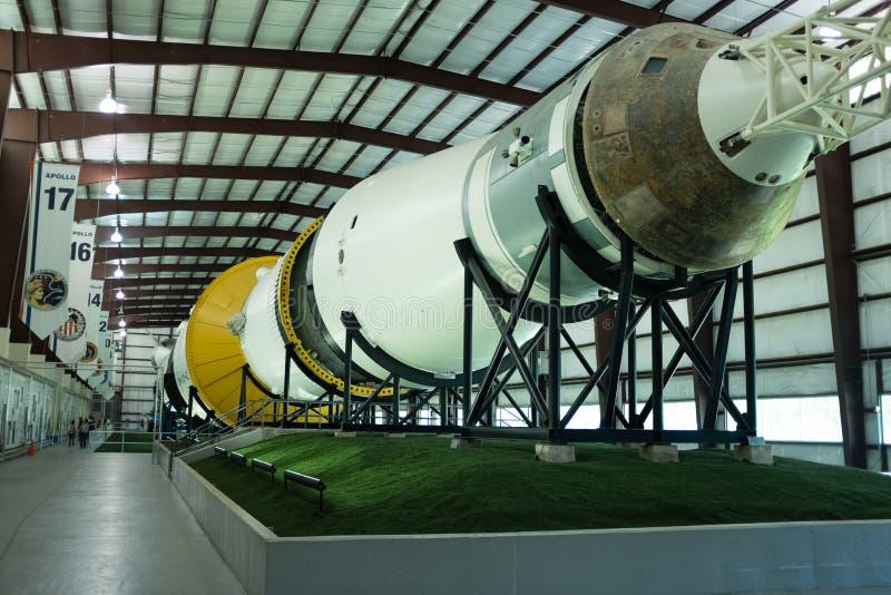 Ракета Аполлона стоковые фото
