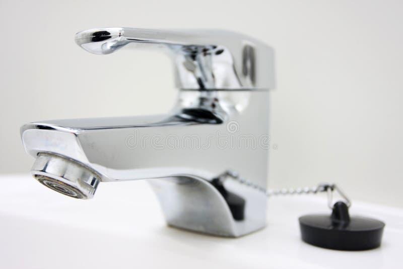 Раковина Faucet стоковое изображение rf
