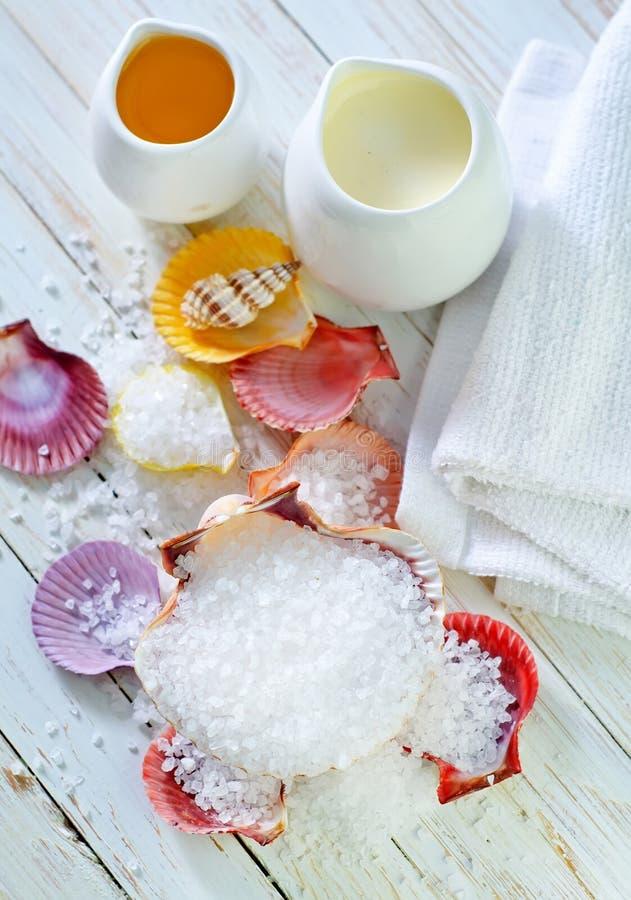 Download раковины моря соли стоковое изображение. изображение насчитывающей здорово - 41660197