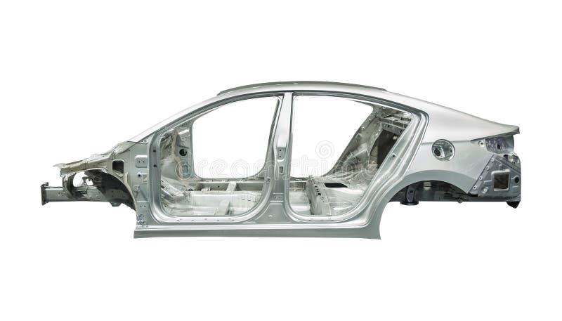 Рама корпуса автомобиля стоковая фотография rf