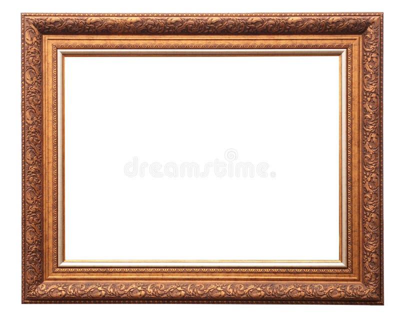 рамка багета стоковое изображение rf