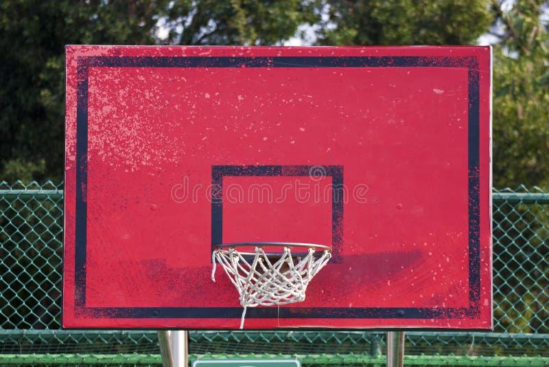 Рамка баскетбола стоковое фото
