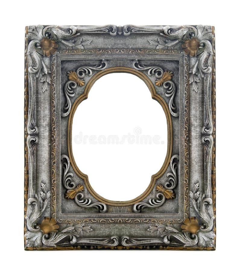рамка богато украшенный стоковые изображения rf