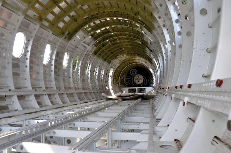 Рамка воздушных судн стоковая фотография rf
