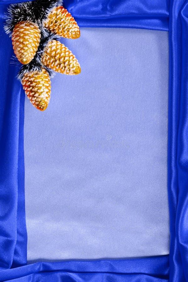 Рамка Кристмас стоковая фотография rf