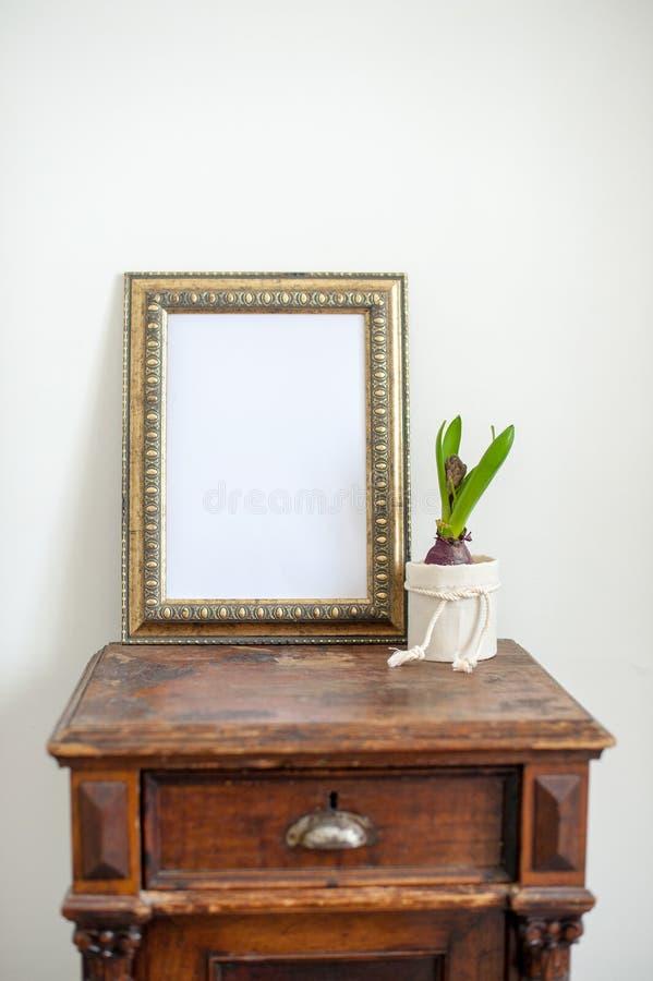Рамка от багета стоковое фото