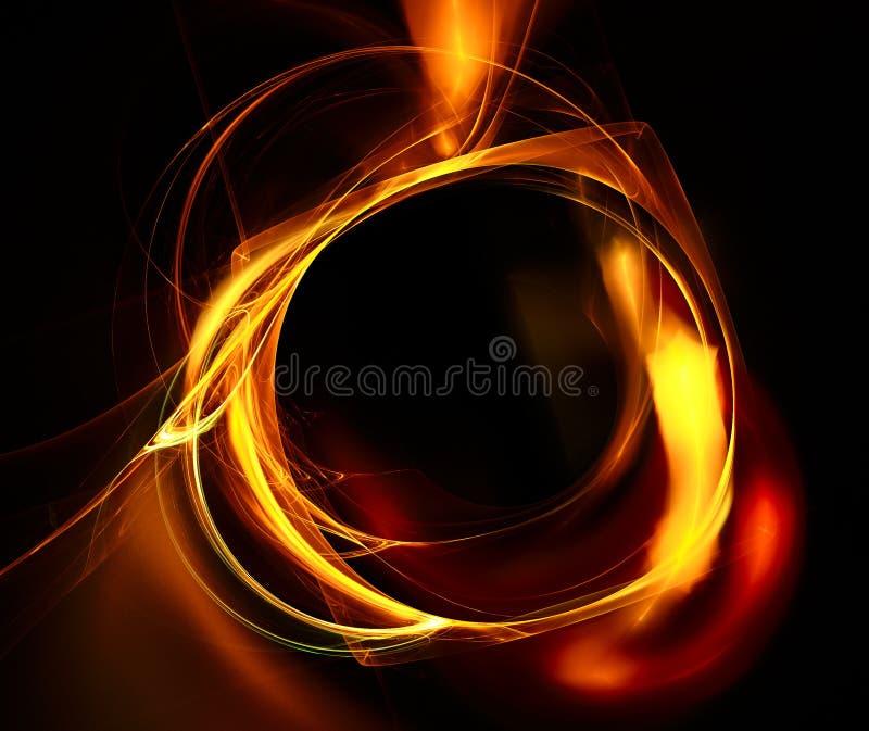 рамка пожара бесплатная иллюстрация