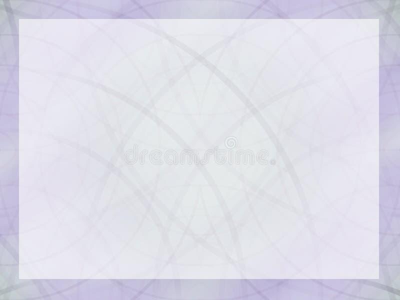 рамка предпосылки иллюстрация вектора