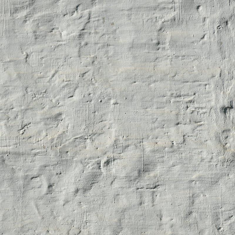 Рамка ретро неровной белизны покрашенная и заштукатуренная кирпичной стены стоковые фотографии rf