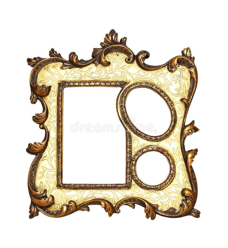 рамка ретро стоковое фото
