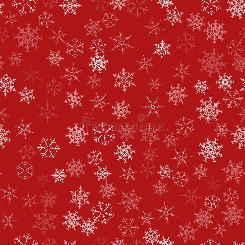 Рамка снежинок абстрактный чертеж рождества предпосылки праздничный Конструировать плакаты, открытки, приветствие, приглашение на иллюстрация вектора