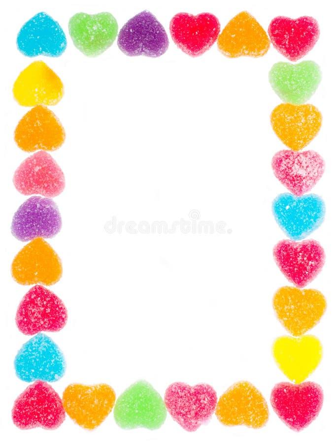 Download Рамка студня сердца стоковое фото. изображение насчитывающей birmingham - 40576640
