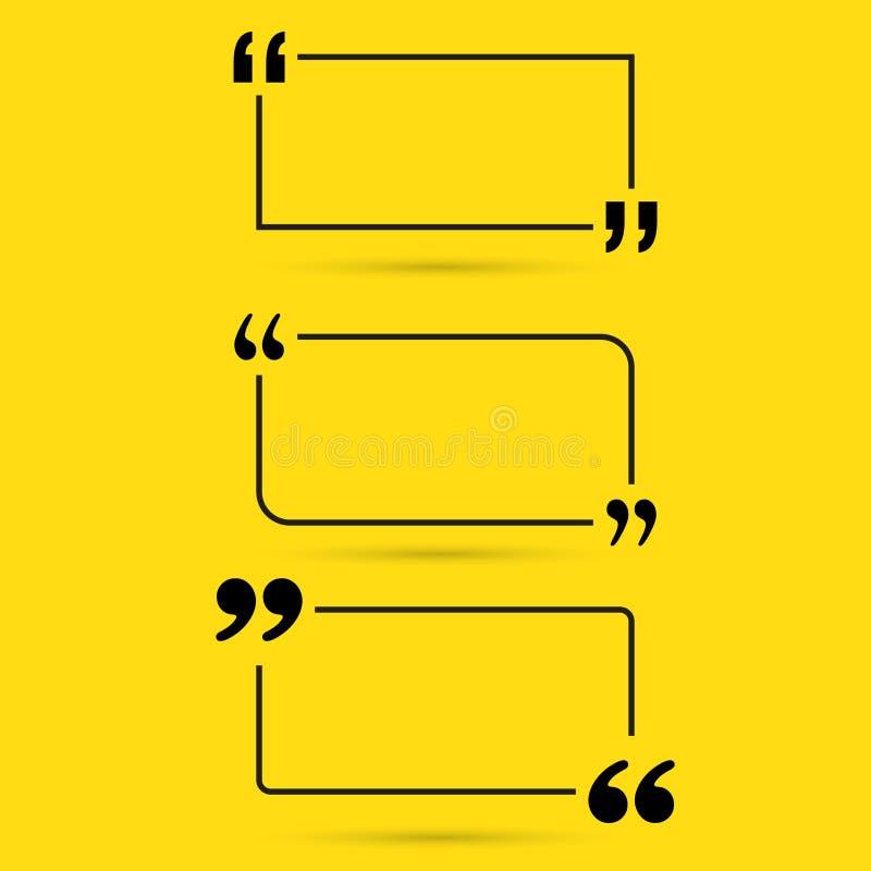 Рамка цитаты мотивировки бесплатная иллюстрация