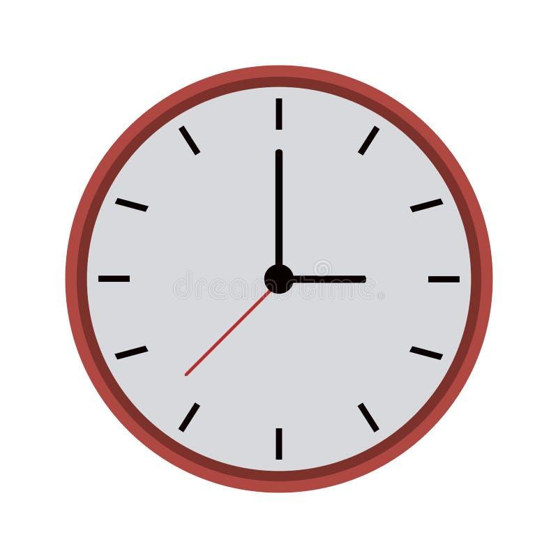 Рамка часов круглая бесплатная иллюстрация