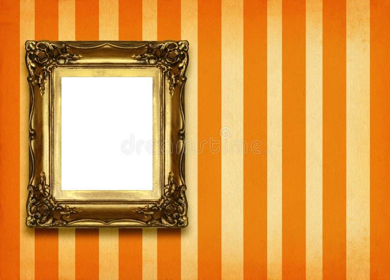 рамка 2 предпосылок ретро стоковая фотография