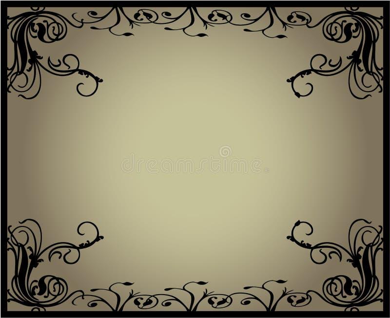 рамка иллюстрация штока