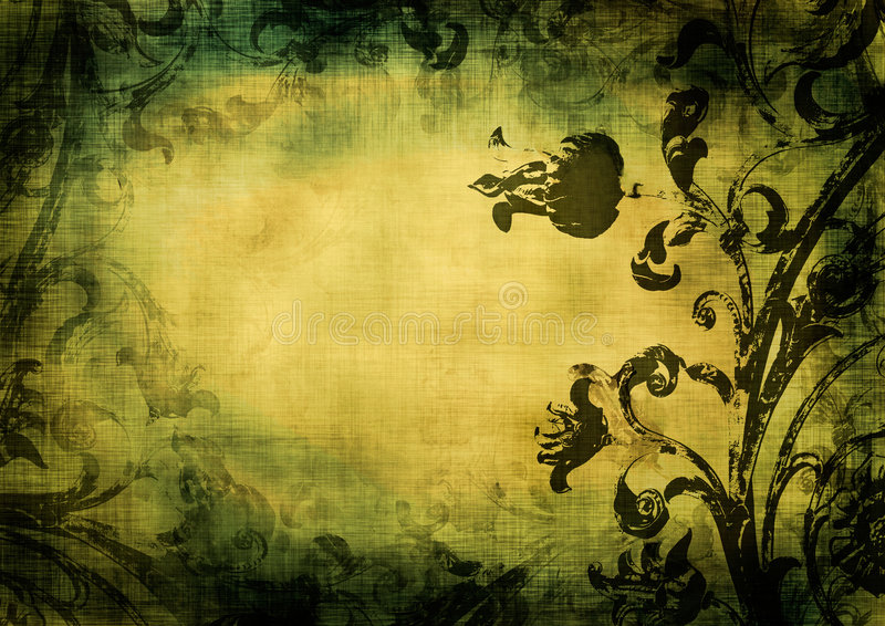 Рамка Grunge бесплатная иллюстрация