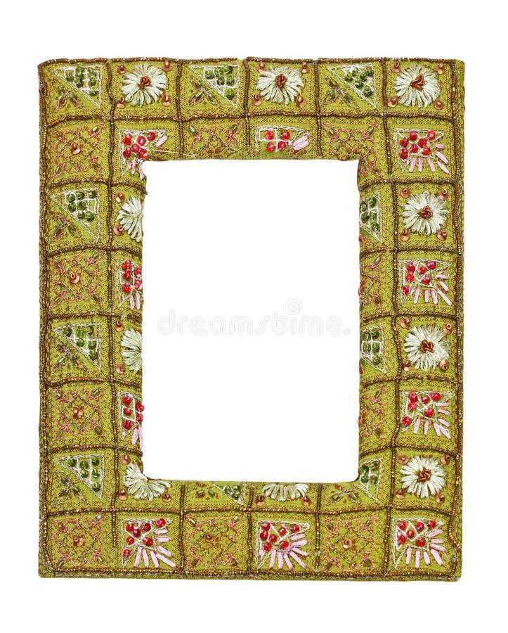 рамка oriental стоковое изображение rf