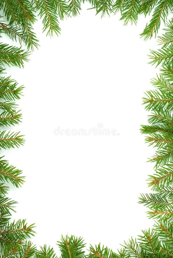 рамки рождества стоковое изображение