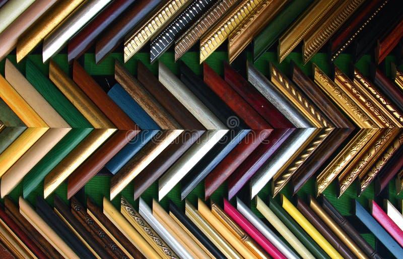 рамки стоковое изображение rf