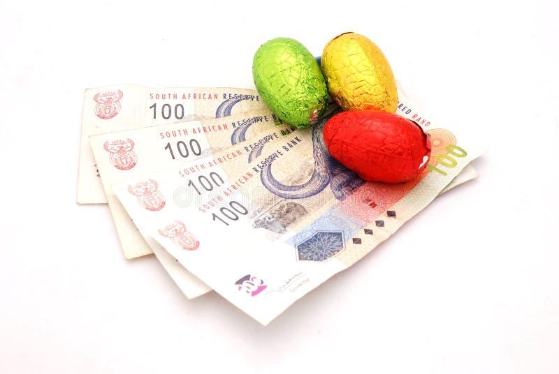 ранды яичек шоколада стоковые изображения