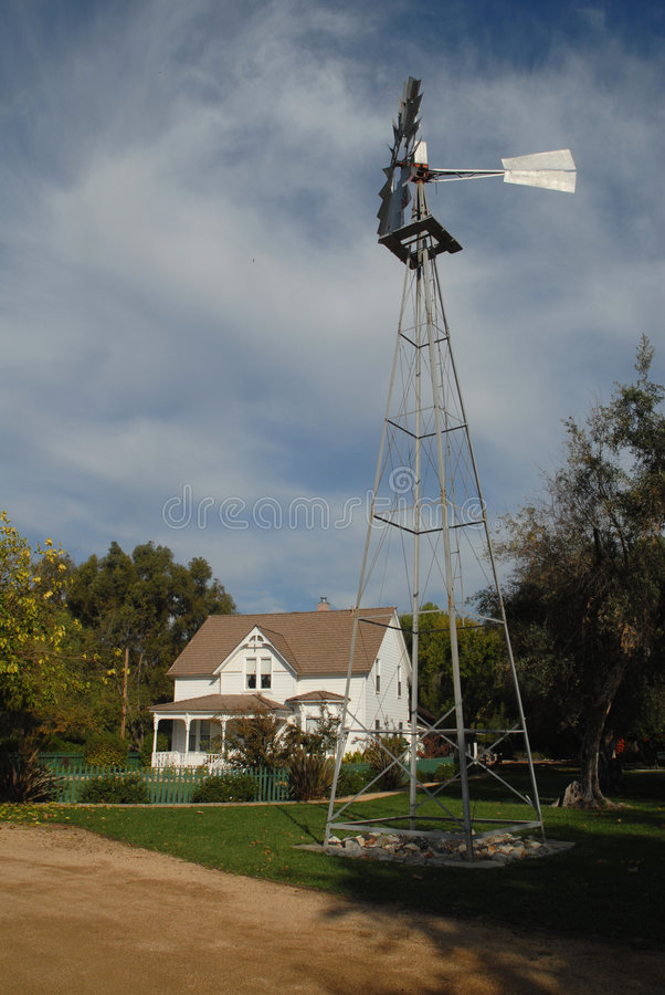 ранчо дома стоковые изображения