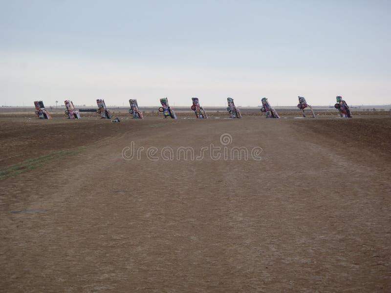 Ранчо Кадиллака снова стоковое фото rf