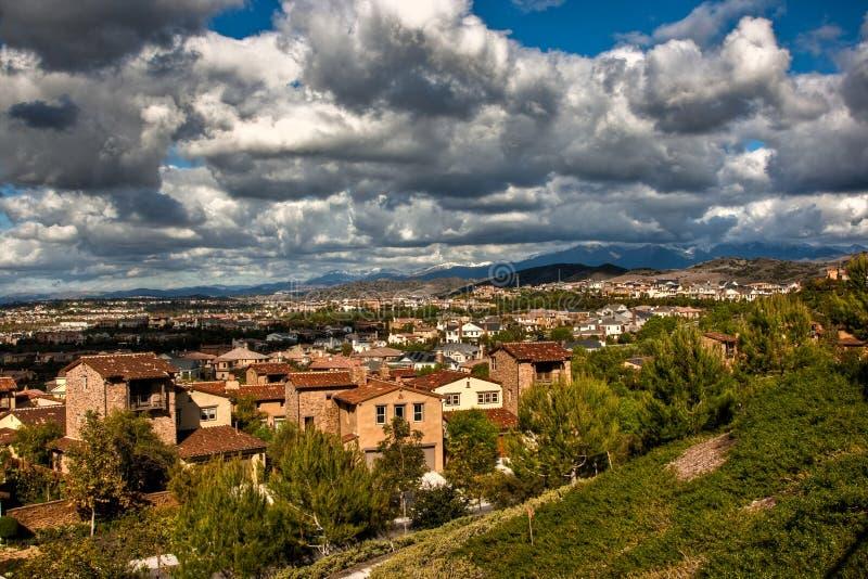 ранчо ladera холмов covenant стоковое изображение