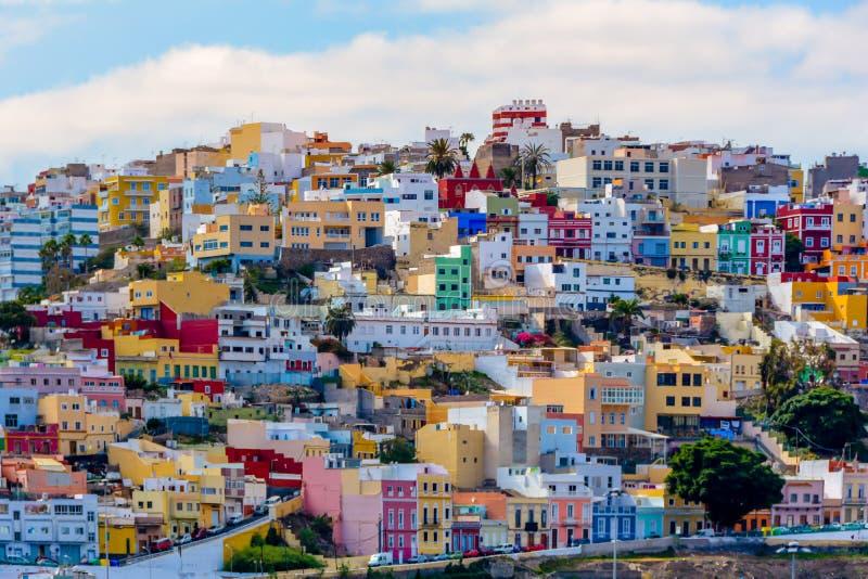 Расквартировывает Las Palmas стоковая фотография