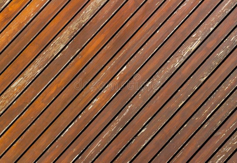 Раскосная деревянная доска стоковые фотографии rf