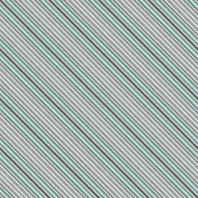 Раскосная линия картина безшовная, иллюстрация нашивки фона иллюстрация штока