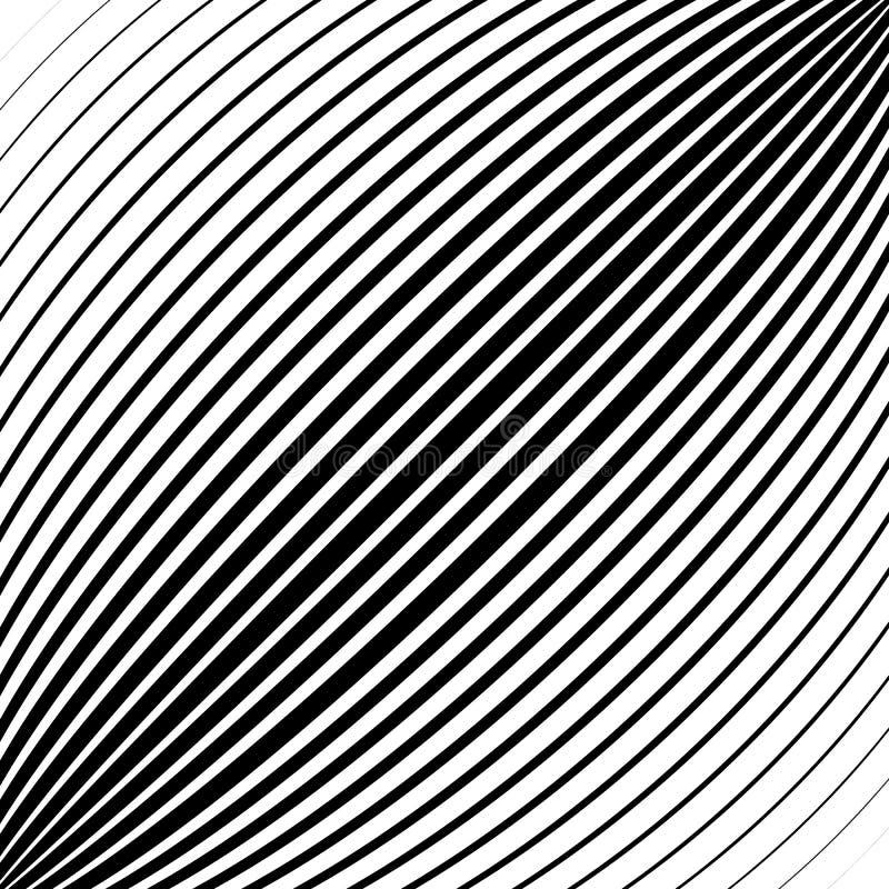 Download Раскосные линии, нашивки с выпуклым искажением, Иллюстрация вектора - иллюстрации насчитывающей абстракции, бесцветно: 81810893