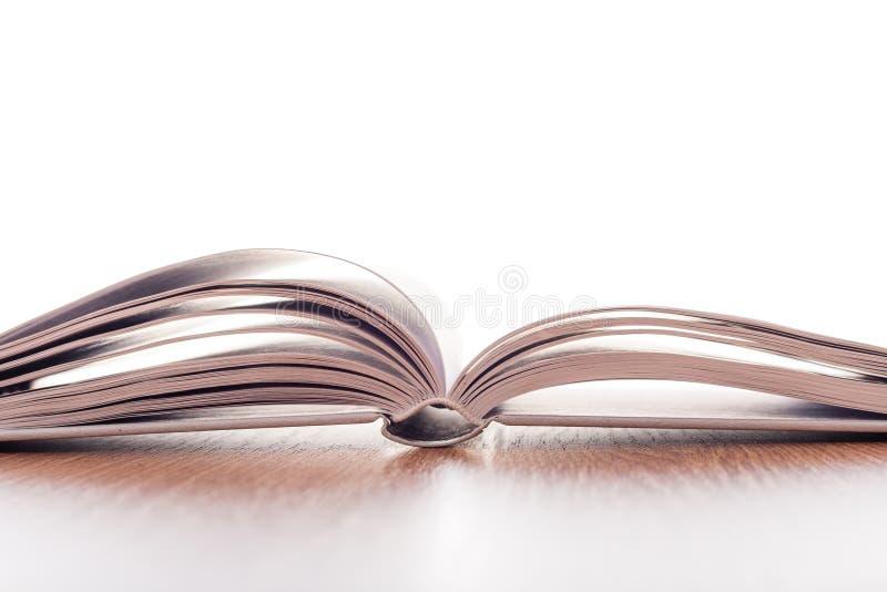 Раскройте книгу стоковая фотография