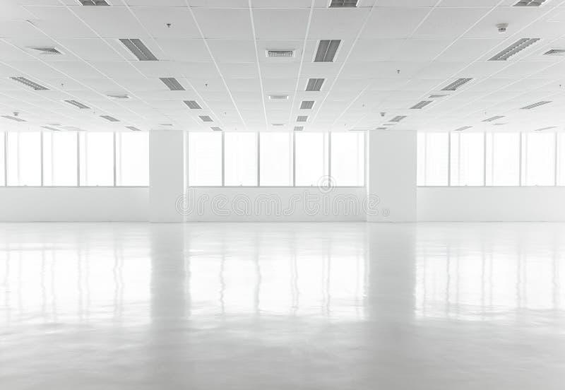 Раскройте пустые размеры офиса стоковые фотографии rf