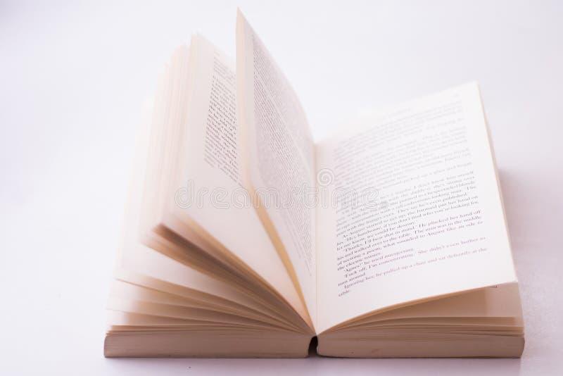 раскрытая книга стоковое фото