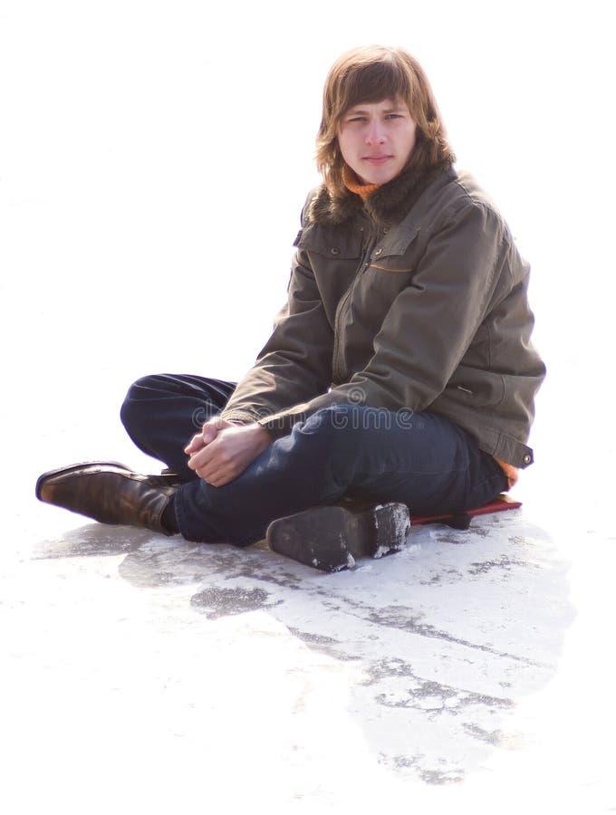 распологать льда ванты стоковое фото rf