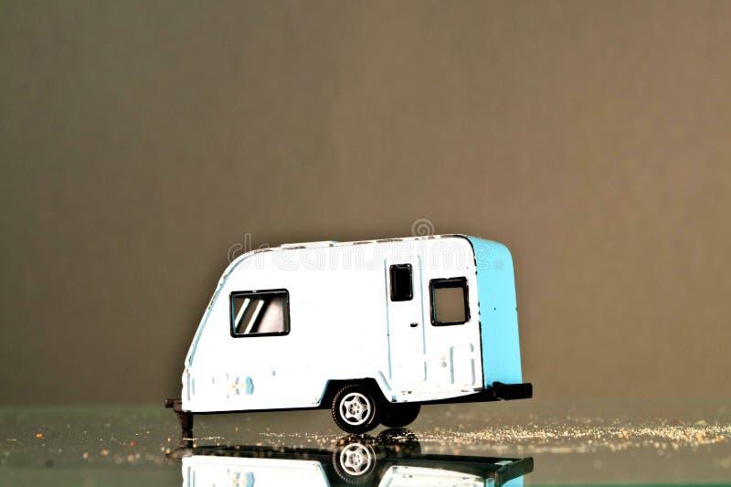 Располагаясь лагерем автомобиль стоковая фотография rf