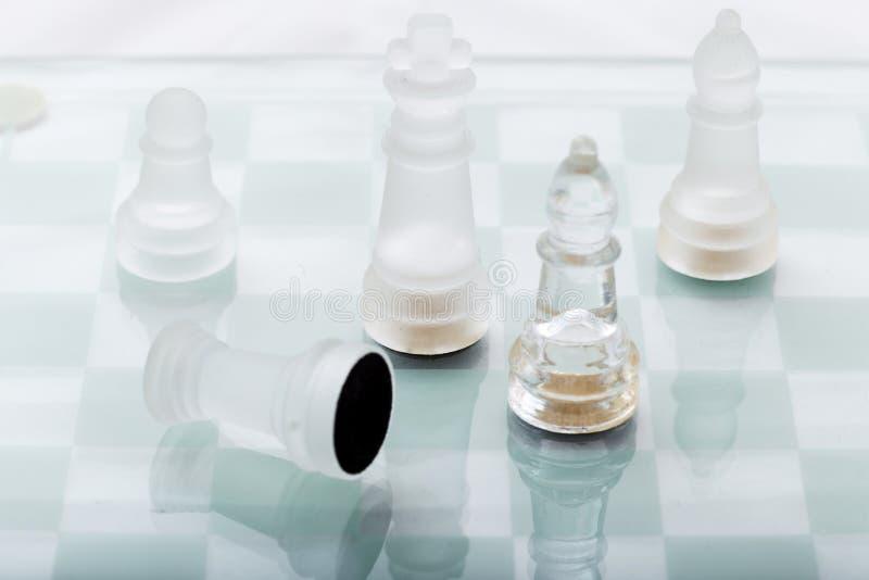Расположение шахмат стоковая фотография rf