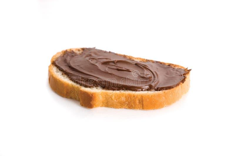 распространение шоколада стоковая фотография