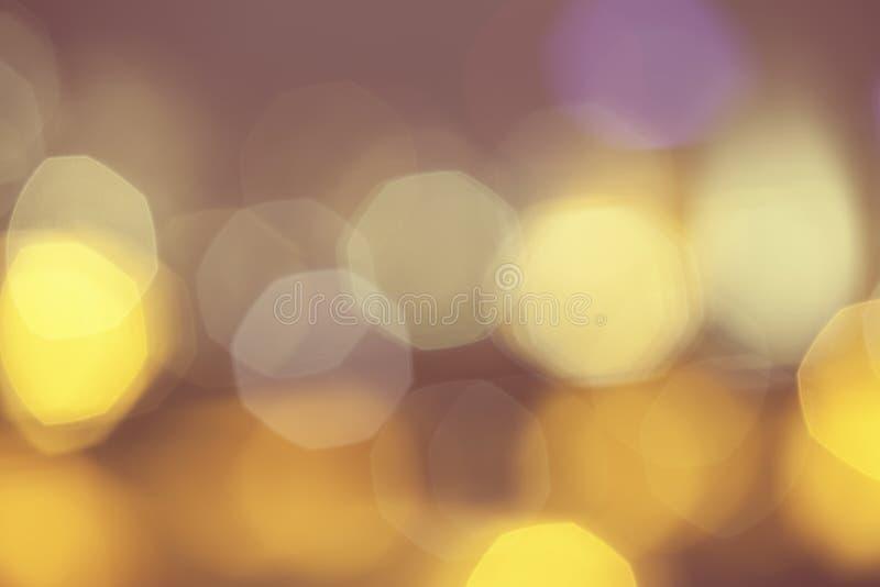 Расплывчатые круги предпосылки - предпосылка валентинки стоковые фотографии rf