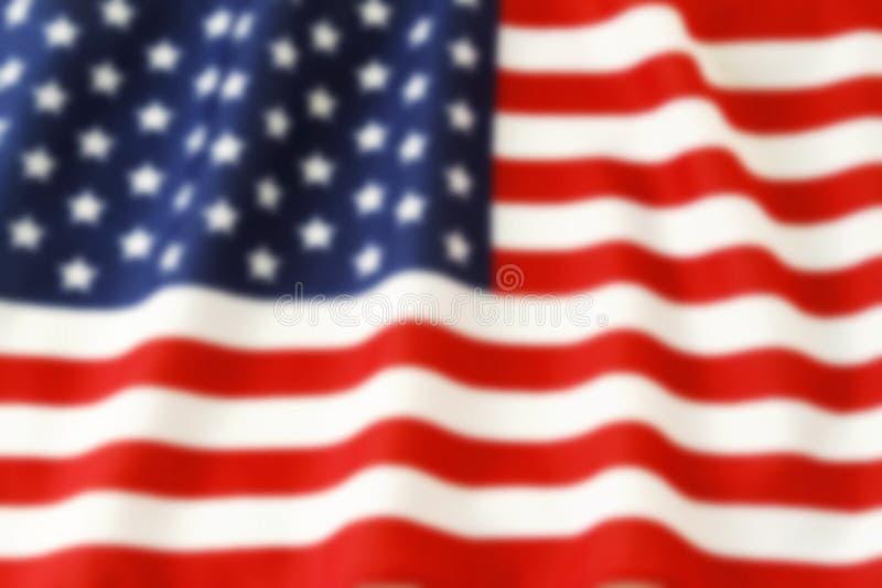 Расплывчатый флаг стоковые фотографии rf