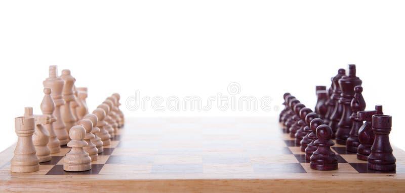 рассвет сражения стоковое изображение