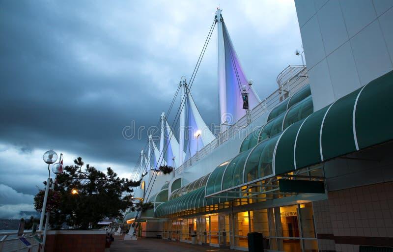 рассвет Vancouver Стоковые Фото