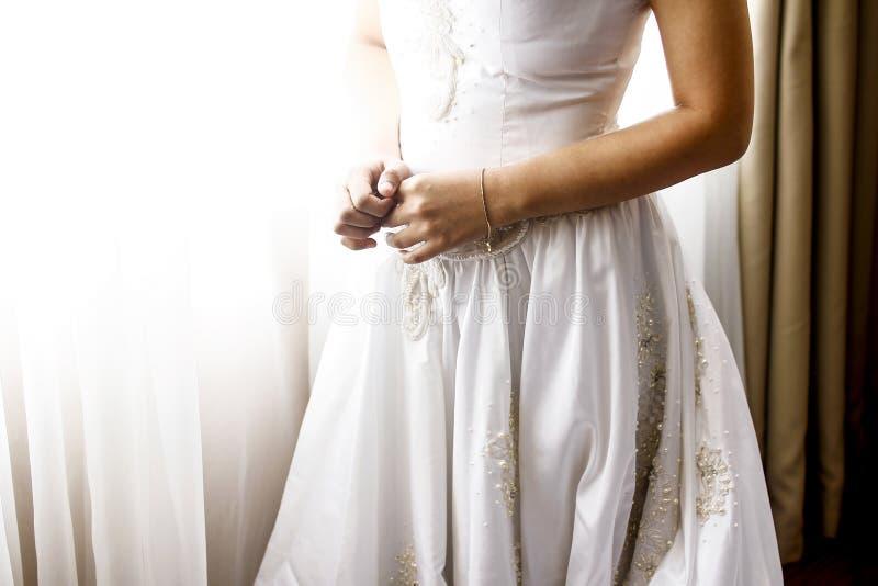 Рассказ невесты стоковое изображение