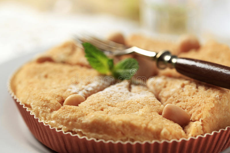 Расстегай десерта стоковое изображение rf