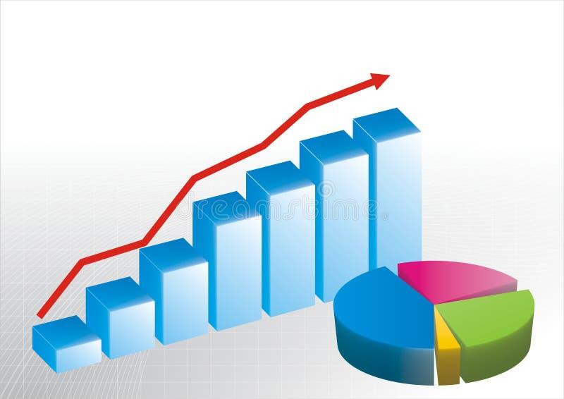 расстегай диаграммы диаграммы в виде вертикальных полос бесплатная иллюстрация