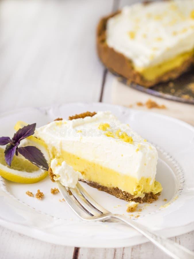 Расстегай лимона. стоковые фото